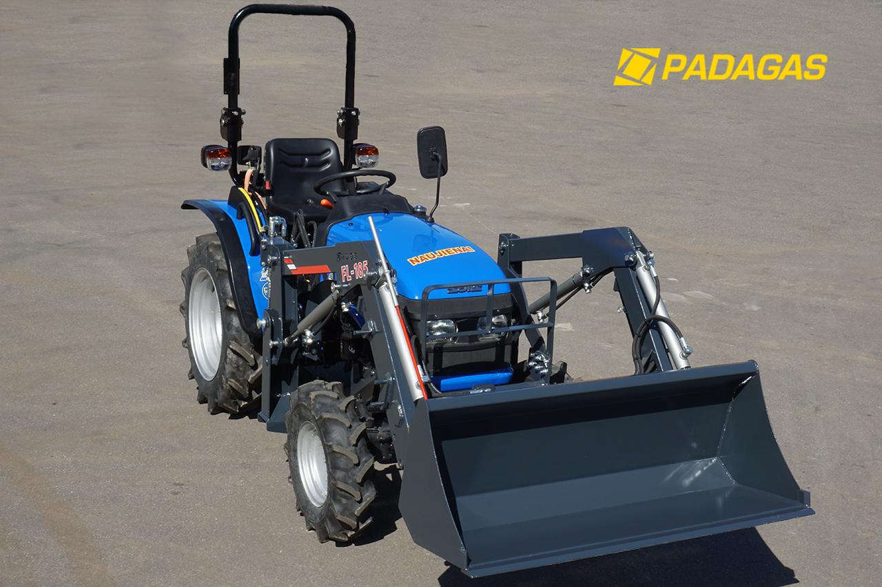 Frontlastare föt kompakt traktor FL-185